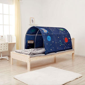 Tunnel Bed Tent, Blue