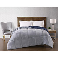 Full/Queen - Brooklyn Loom Comforter, Blue