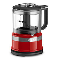 KitchenAid 3.5 Cup Mini Food Processor, Rouge Empire