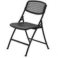 Mighty Lite Flex One Folding Chair, Black