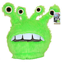 (Free Shipping) Costume Masks, Green Monster