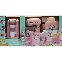 Gourmet Kitchen Appliances, Pink