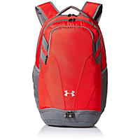 UA Team Hustle 3, Red