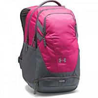 Under Armour Team Hustle 3.0 Backpack, Pink