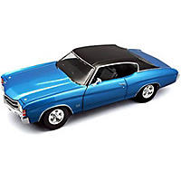 1/18th Diecast 1971 Chevy Chevelle SS