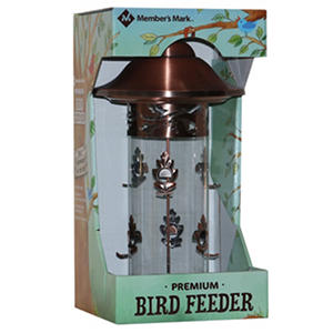 MM Copper Bird Feeder