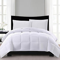 Full Queen -  Christian Siriano 3PC Comforter, White