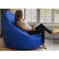 Avenli Inflatable Lounge, Blue
