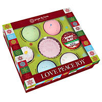 Ginger Lily Farms Love Peace Joy Bath Gift Set (7 ct.)