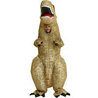 Morph Suits Inflatable Costume, T-Rex