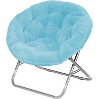 Member's Mark 37'' Saucer Chair, Blue