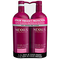 Nexxus Color Assure Shampoo and Conditioner (33.8fl., oz. 2pk.)