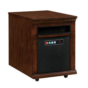 Infrared Heater - Oak