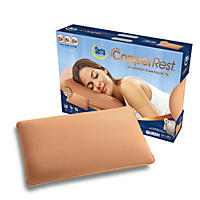 Serta CopperRest Gel Memory Foam Pillow