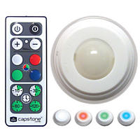 Hoover Multicolor LED Accent Lights with Remote Control 5-pack