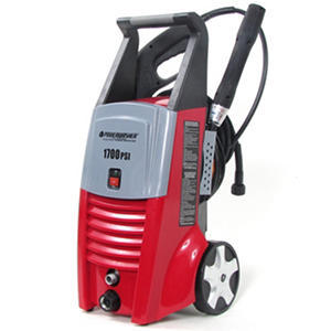 Electric Pressure Washer - 1700 psi