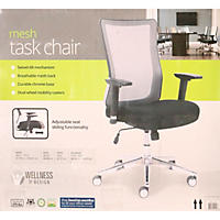 Wellness By Design Mesh Spring Task Chair
