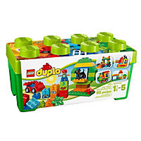 Lego Duplo All-in-One-Box-of-Fun Brick Box