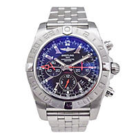 Breitling Chronomat 47 GMT Stainless Steel Watch