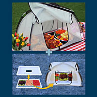 PicnicPal Food-Protecting Tent