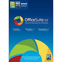Office Suite 2.0 Productivity Software