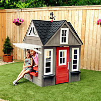 KidKraft Stonewood Playhouse