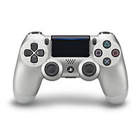 (Free Shipping) DualShock 4 Wireless PS4 Controller - Silver