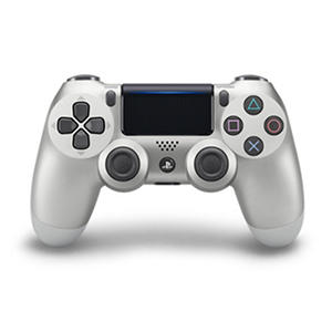 DualShock 4 Wireless PS4 Controller - Silver