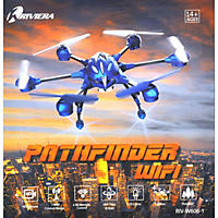 Riviera Hexacopter Wi-Fi Drone, Blue