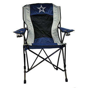 Awesome Hard Arm Lounger NFL Dallas Cowboys Chair