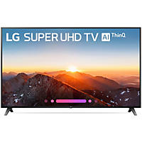 "Lg 75"" 4k Hdr Smart Led Super Uhd Tv W/Ai Thinq-75sk8070aub"