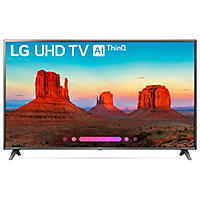 "70UK6570AUB/PUB - LG 70"" Class 4K HDR Smart LED AI UHD TV w/ThinQ"