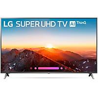 "LG 55"" 4K HDR Smart LED Super UHD TV w/AI ThinQ-55SK8000AUB"