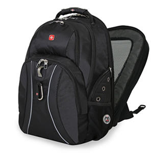 Swissgear Scansmart Laptop Backpack Black Samsclub Com