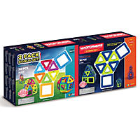 Magformers Neon & Classic 30pc Combo Pack