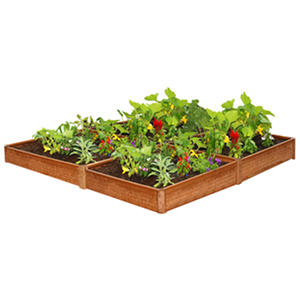 Greenland Gardener Raised Bed Garden Kit - 5' x 5' x 8""