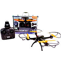 SkyDrones Live Streaming HD Quadcopter Drone - Eagle Eye 3.0