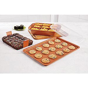 Copper Chef Pro 5 Piece Xl Bake Amp Crisp Pan Samsclub Com