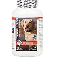 Cosequin DS Plus MSM Joint Health Supplement for Dogs (132 Chewable Tablets)