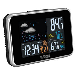 Wireless Weather Station - Color Screen
