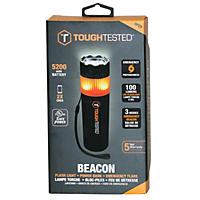 (Free Shipping) ToughTested Beacon Flashlight Power Bank