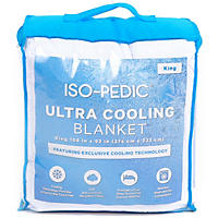 ISO-PEDIC Ultra Cooling Blanket - King