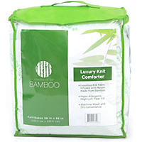 Essence of Bamboo Down Alternative Comforter, Full/Queen