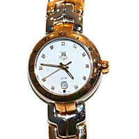 Women's Tag Heuer Gold Link Watch