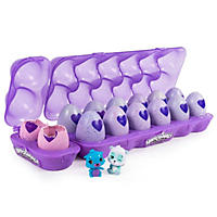 Hatchimals Colleggtables 14pc. Bonus Egg Carton Gift Set