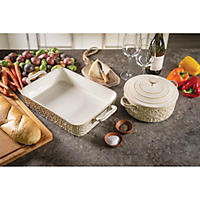 3pc Bake Set-Beige