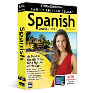 Levels 1, 2 & 3 Family Edition Deluxe - Spanish (Latin American)