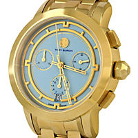 Tory Burch Ladies TRB1021 Chronograph Watch