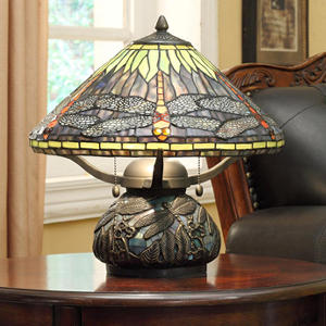 Tiffany Style Dragonfly Table Lamp Samsclub Auctions