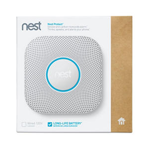 Nest Protect Smoke + CO Alarm 3 pack - Battery